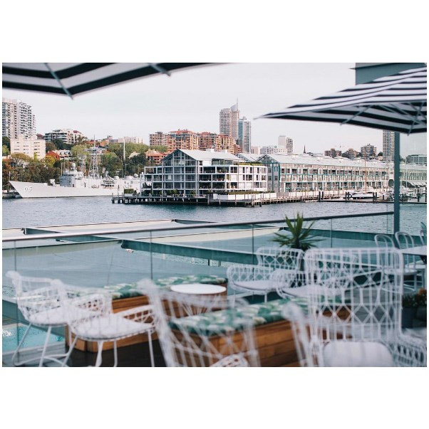 """<strong><a href=""""http://www.poolsidecafe.com.au/"""">Andrew (Boy) Charlton Poolside Cafe</a></strong> <br><br> <strong>Location:</strong> Woolloomooloo <br><br> If you want a swim with your breakfast, head to the poolside cafe at Andrew (Boy) Charlton for the perfect sun-soaked feed. <br><br> <a href=""""https://www.instagram.com/p/BL0LvRZgVKa/     """">@poolsidecafe</a>"""