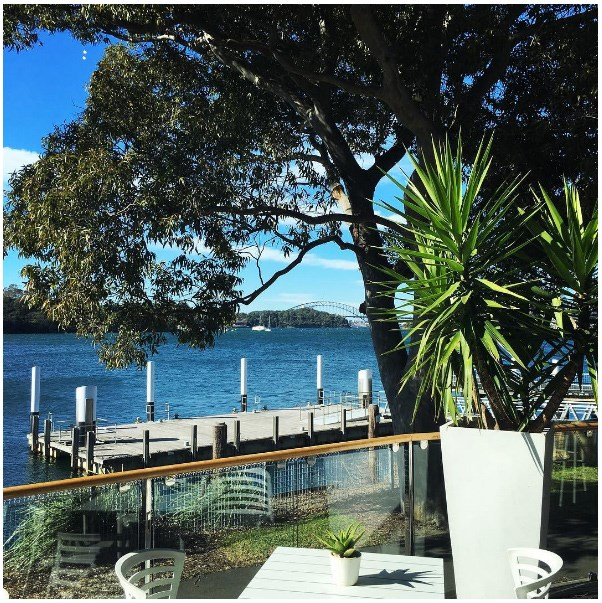 """<strong><a href=""""http://deckhouse.com.au/"""">Deckhouse Café</a></strong> <br><br> <strong>Location:</strong> Woolwich <br><br> Another harbouside hot spot, the Deckhouse couples your breakfast with a view of the Harbour Bridge. In other words, countless 'gram opportunities. <br><br> <a href=""""https://www.instagram.com/p/BH0qNNoDNfK/      """">@deckhousewoolwich</a>"""