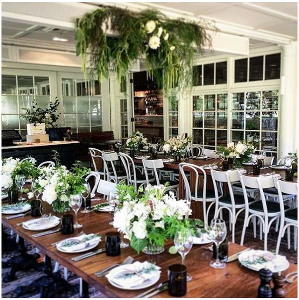 """<strong><a href=""""http://www.chiswickrestaurant.com.au/"""">Chiswick</a></strong> <br><br> <strong>Location:</strong> Woollahra <br><br> Chiswick ticks all the boxes: great food, divine table settings and a gorgeous location leads to an all-round great lunch experience. <br><br> <a href=""""https://www.instagram.com/chiswicksydney/"""">@chiswicksydney</a>"""