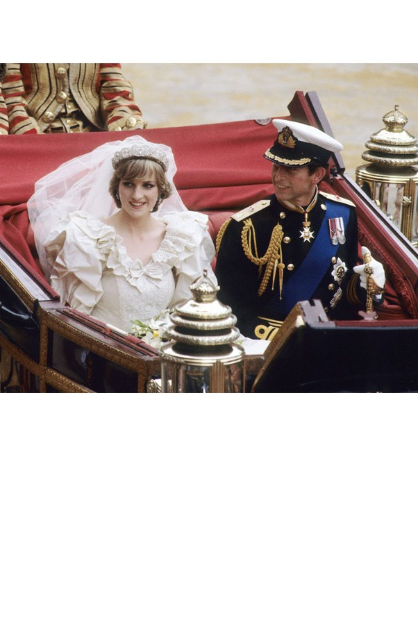 "<strong>2. She wrote her own vows</strong> <br><br> Unlike generations before her, she chose to abandon the royal wedding tradition of saying she would ""obey"" Prince Charles. Three decades later, William and Kate followed her lead."