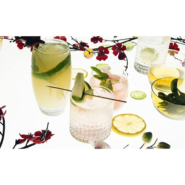 """<strong>Cherry Blossom Cocktails</strong> <br><br> One of the best things about summer is the pop-up bars, and the MCA in Sydney is always a goodie. This year, to match the landmark Tatsuo Miyajima exhibition, you'll be able to drink Japanese cocktails, sake and whisky by the harbour, as the first cherry blossom bar debuts. This is going to be your new local come summer. <br><br> <strong>Where To Try:</strong> <br> <a href=""""https://www.mca.com.au/series/cherry-blossom-bar/"""">MCA</a>, Sydney."""