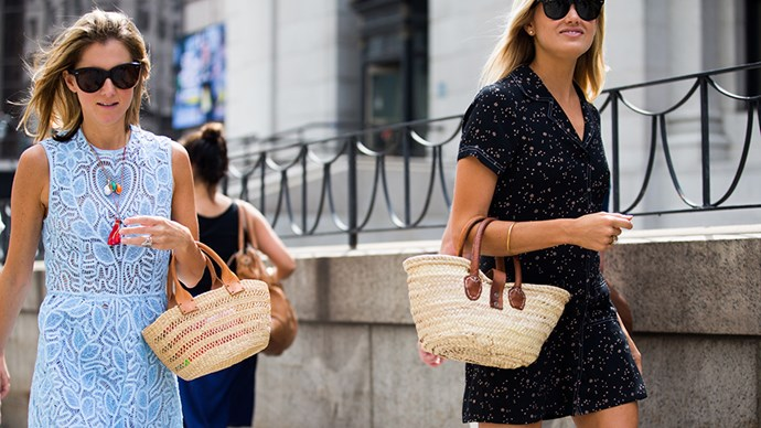 Summer is a mere month away. Get your wardrobe prepared with our simple summertime to-buy guide.