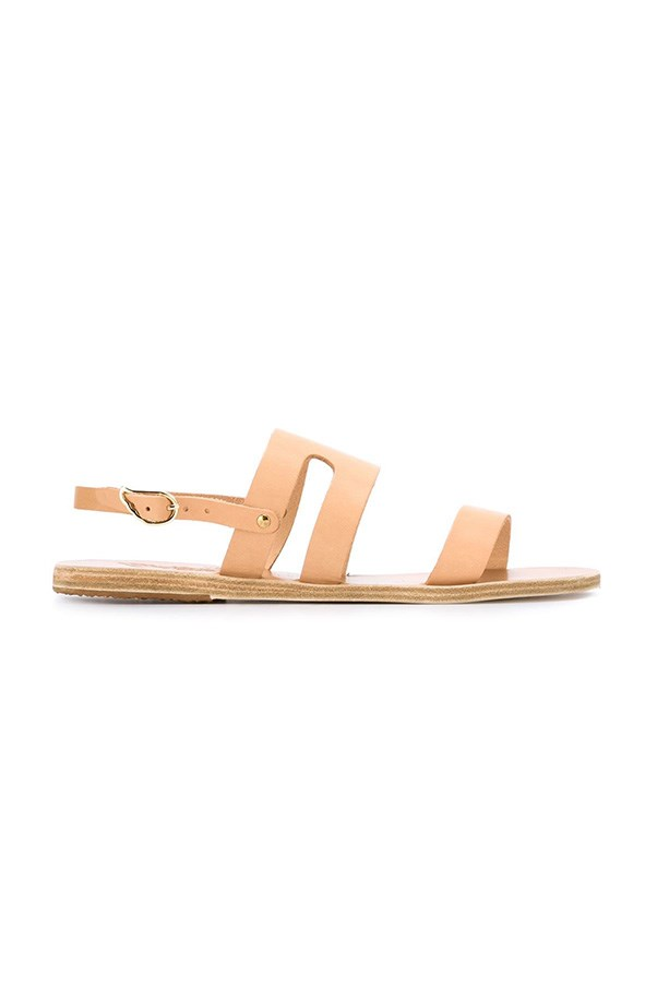 """<strong>Wear-to-death sandals</strong><br><br> The classic: Ancient Greek sandals are a bonafide summertime staple in the <em>BAZAAR</em> office.<br><br> Buy: 'Athanasia' sandals by Ancient Greek Sandals, $191, <a href=""""https://www.farfetch.com/au/shopping/women/ancient-greek-sandals--athanasia-sandals-item-11315078.aspx?storeid=9359&from=listing&ffref=lp_pic_1_38_"""">Farfetch</a>"""