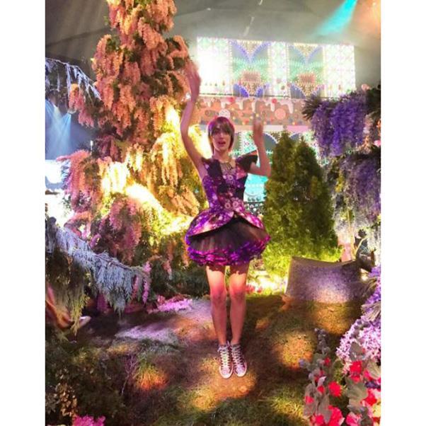 "<strong>Sofia Sanchez de Betak</strong><br><br> Instagram: <a href=""https://www.instagram.com/p/BMRWrt4gejJ/?taken-by=chufy"">@chufy</a>"