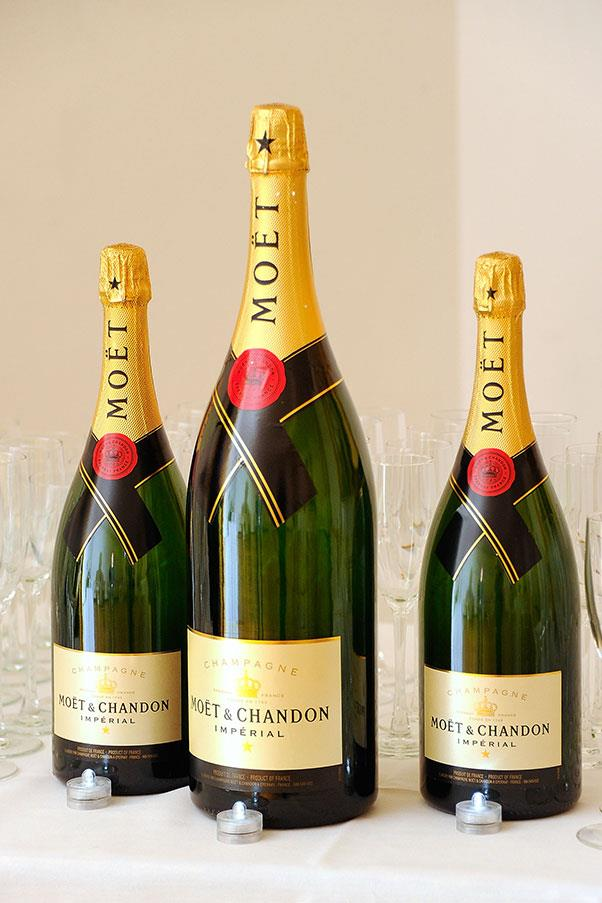 """<strong>MOET ET CHANDON</strong> <br><br> Mwett-eh-HA(n)-doh <br> <em>Famous French champagne</em> <br> If you want to sound like a true sophisticate, pronounce the final t in Moët. Many people don't, thinking they're sounding more French that way, but Moët should sound more Dutch than French. <br>\ The founder of this famous French champagne company, official supplier to Queen Elizabeth among others around the world, had a Dutch name, not a French one, so he pronounced his name the Dutch way with a sounded t at the end. It's """"Mwett,"""" (either alone or in combination with et Chandon) not """"Moay."""" That's how the French say it, that's how it's pronounced in top New York restaurants and that's (probably) how Queen Elizabeth pronounces it as well. And, of course, don't pronounce the t in <em>et</em>. <br> Pronouncing Moët correctly can actually lead to problems, according to Helen Vause, public relations spokesperson for Moët & Chandon in New Zealand. """"When I say it the right way people often look slightly embarrassed and think, 'She doesn't know how to pronounce it, poor dear.'"""" Maybe she should order Veuve Clicquot, the great rivals to Moët, instead."""