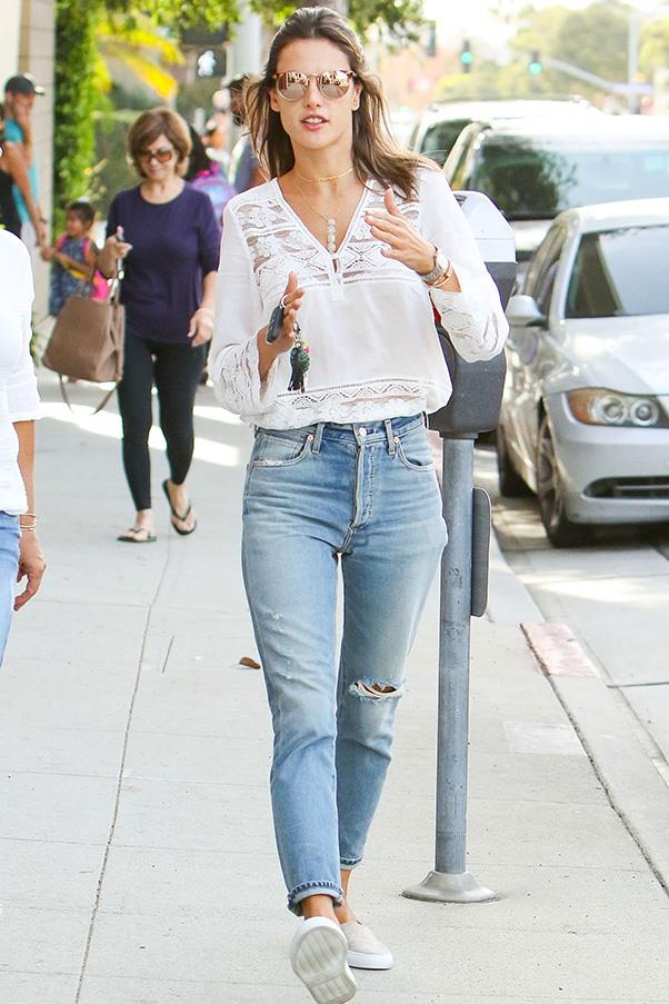 <strong>Spell Byron Bay</strong><br><br> Supermodel Alessandra Ambrosio is a big fan of the brand's boho-inspired looks.