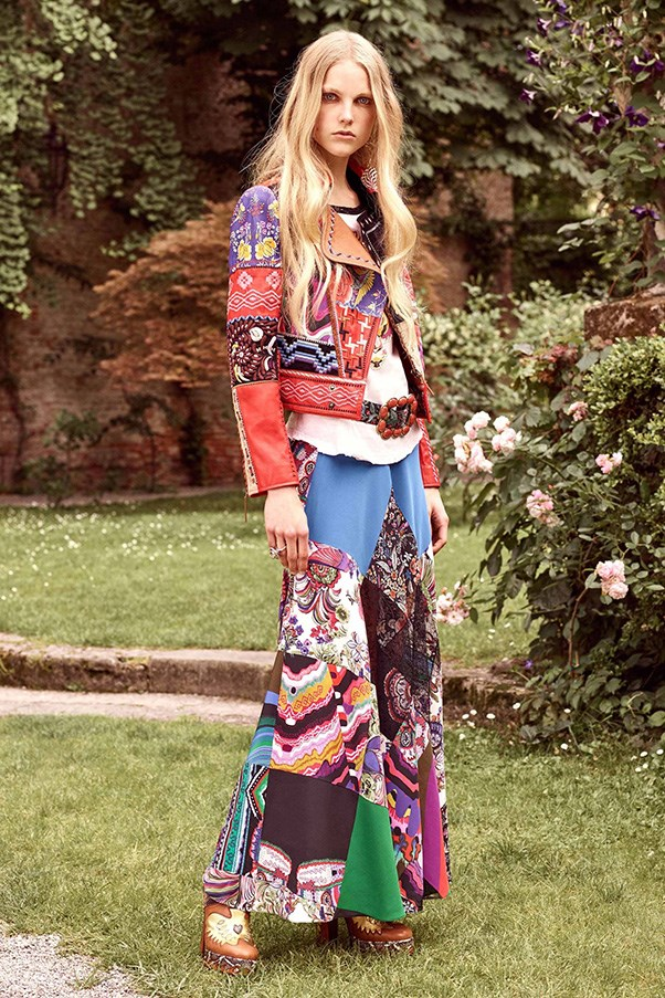 <strong>Patchwork Prints</strong><br><br> Roberto Cavalli