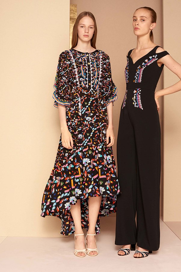 <strong>Tropical Prints</strong><br><br> Peter Pilotto