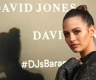david jones christmas campaign launch
