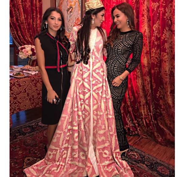 Russian Billionaire Wedding