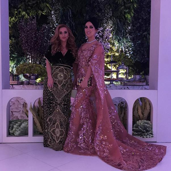 """<strong>The incredibly-dressed guests</strong><br><br> Wedding three <br><br> Image: Instagram <a href=""""https://www.instagram.com/p/BMKJ7ooB-kD/"""">@yanabogorad</a>"""