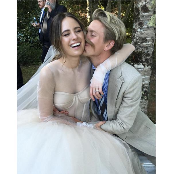 "The Bride <br><br> <a href=""https://www.instagram.com/p/BMaA40Kg2vs/"">@elliotgarnaut</a>"