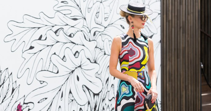 As we come to the end of another spring racing season, catch a glimpse of all the trackside glamour from the 2016 Emirates Stakes Day.