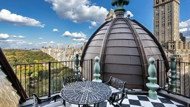 Inside Tommy Hilfiger's Ridiculously Luxe New York Penthouse