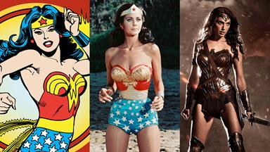 The Surprising and Complicated History of Wonder Woman