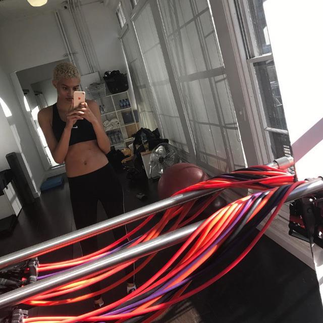 "Jourdana Elizabeth <br><Br> Jourdana does regular workouts with celebrity personal trainer, Rosalia Chann. <br><br> Instagram: <a href=""https://www.instagram.com/jourdanaelizabeth/"">@jourdanaelizabeth</a>"