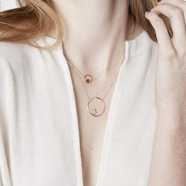 """<strong>Who:</strong> <a href=""""http://www.nataliemariejewellery.com/"""">Natalie Marie Jewellery</a> <br><br> <strong>Why:</strong> Don't let the simplicity of Natalie Marie's designs fool you: Donning one of the Sydney-based jewellers handmade pieces will add a serious statement to any ensemble. <br><br> <strong>Buy:</strong> 'Elemental' necklace, $390, <a href=""""http://www.nataliemariejewellery.com/collections/necklaces/products/elemental-necklace-large"""">Natalie Marie Jewellery</a> <br><Br> <strong>Image:</strong> <a href=""""https://www.instagram.com/nataliemariejewellery/?hl=en"""">@nataliemariejewellery</a>"""