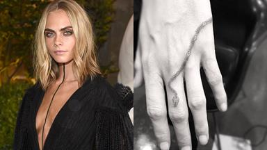 Cara Delevingne's New Tattoo is So Pretty