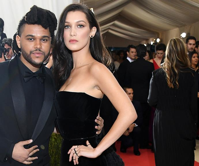 bella hadid the weeknd breakup