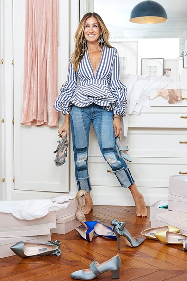 The Must-Have Shoes From SJP's Net-A-Porter Collection