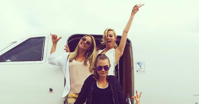 luxury flying