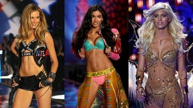 The Victoria's Secret Models Showing Angel Potential