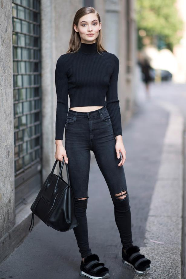 <strong>Grace Elizabeth</strong> <br><Br> <strong>Age:</strong> 19 <br><Br> <strong>Nationality:</strong> American <br><Br> <strong>Instagram following:</strong> 51.9k <br><Br> <strong>Shows walked:</strong> This year will be her first <br><Br> <strong>Why she'll make Angel:</strong> You heard it here first: this girl is the next big thing and we're betting VS knows it.