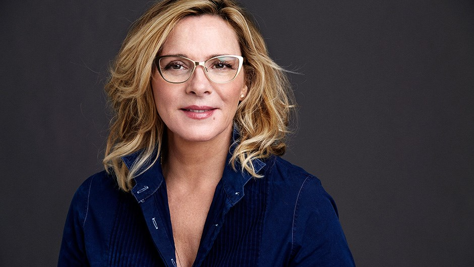 How 'Sex and the City' Helped Kim Cattrall Find Her ... Kim Cattrall