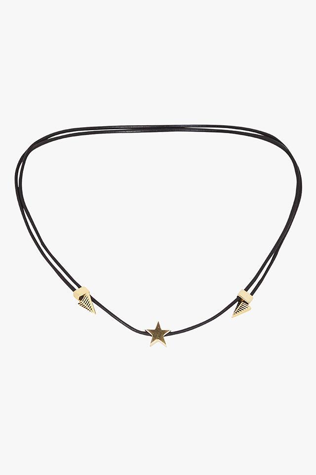 """Sass & Bide x Make-A-Wish Australia necklace, $49 from <a href=""""https://www.sassandbide.com/au/"""">Sass & Bide</a> after November 28."""