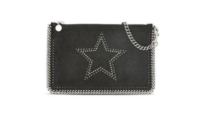 """Stella McCartney faux-leather wallet, $690 from <a href=""""http://www.stellamccartney.com/au/stella-mccartney/falabella-wallets_cod22001243xp.html"""">Stella McCartney</a>."""