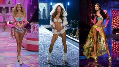 All The Times Australian Models Stole The Victoria's Secret Fashion Show