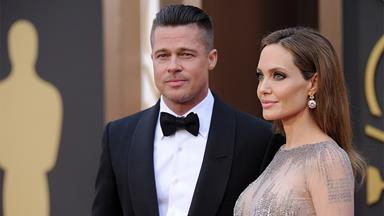 Brad Pitt Secretly Joined Angelina Jolie And Their Children In Cambodia