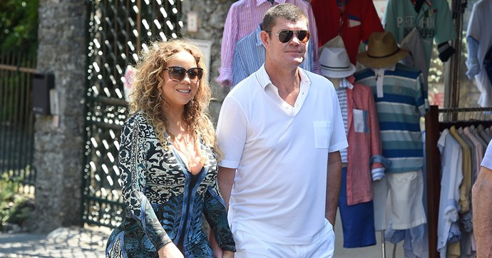 mariah carey james packer split
