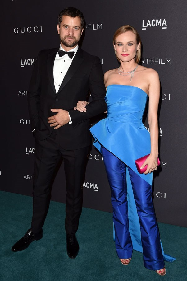 <strong>Diane Kruger and Joshua Jackson</strong> <br><br> Amidst a summer of celebrity breakups, Jackson and Kruger also announced their split back in July. The couple dated for 10 years but ultimately decided to part ways and remain friends, with sources saying their hectic schedules were to blame.