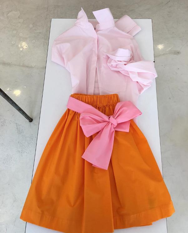 """Who: <a href=""""http://www.spree.fr/en/"""">Spree</a> <br><Br> <strong>Why</strong>: Located in Paris, this boutique stocks a curated selection of your favourite designers, with Parisian style, of course. <br><Br> <strong>Buy</strong>: Skirt, approx. $430, <a href=""""http://www.spree.fr/en/"""">Spree</a>"""