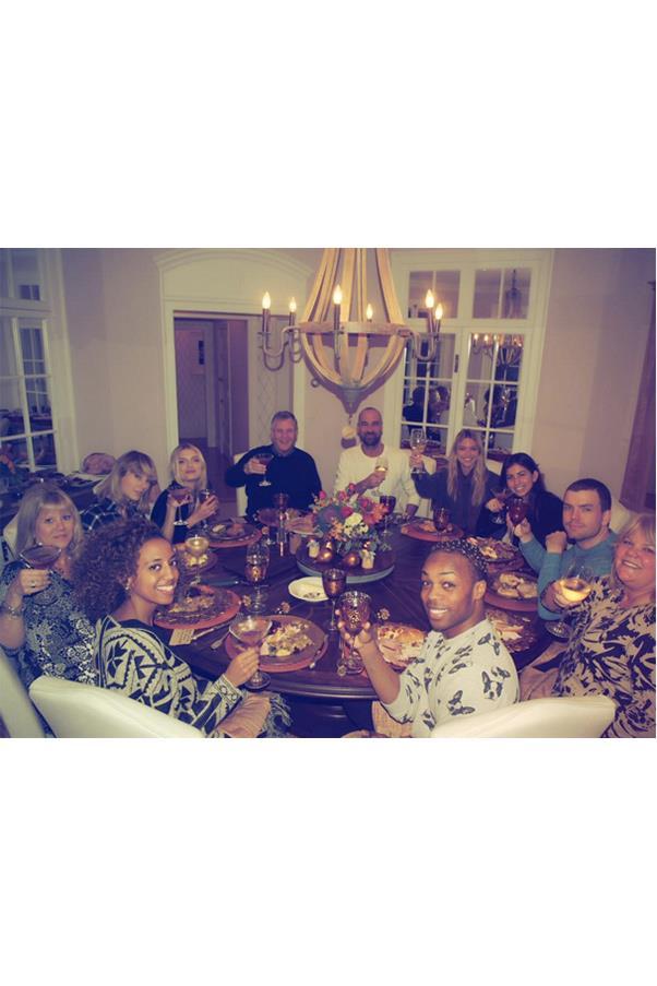"Taylor Swift <br><br> <a href=""https://www.instagram.com/p/BNNigT7BNua/"">@todrick</a>"