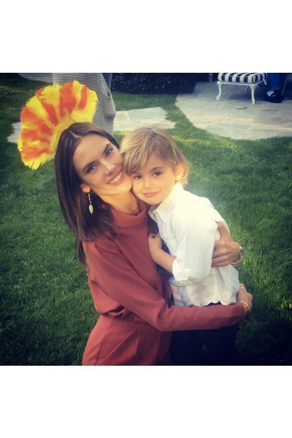 "Alessandra Ambrosio <br><br> <a href=""https://www.instagram.com/p/BNNx8X9Belm/"">@alessandraambrosio</a>"