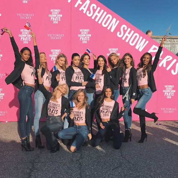The Victoria's Secret Angels