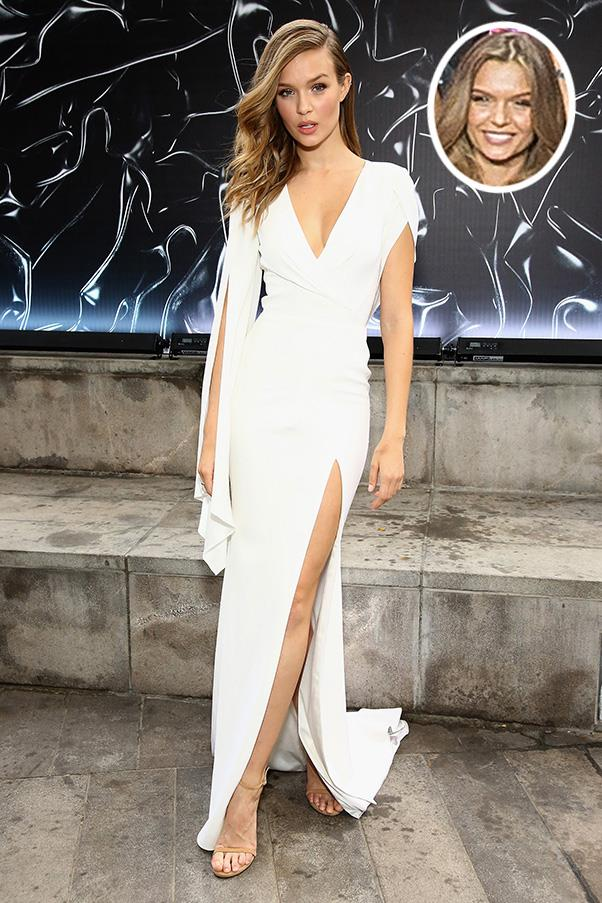 <strong>Angel: Josephine Skriver</strong>