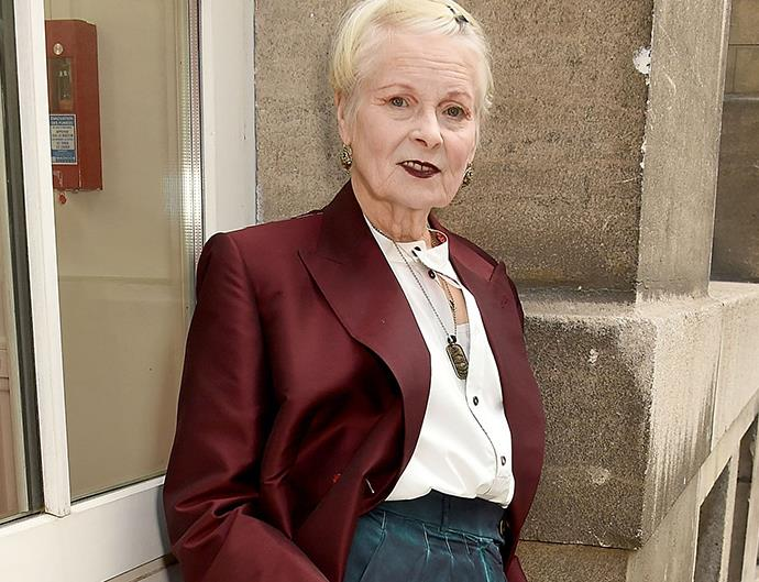Vivienne Westwood Burns $8.7 Million Worth of Punk Paraphernalia