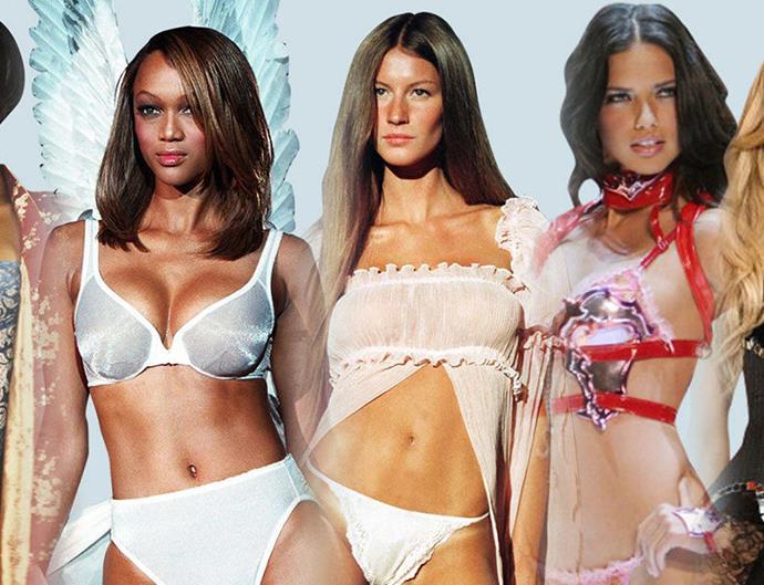 History of Victoria's Secret fashion show