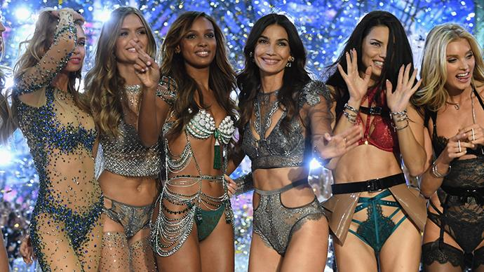 Every look from the Victoria's Secret fashion show 2016, as the looks come rolling in from Paris.