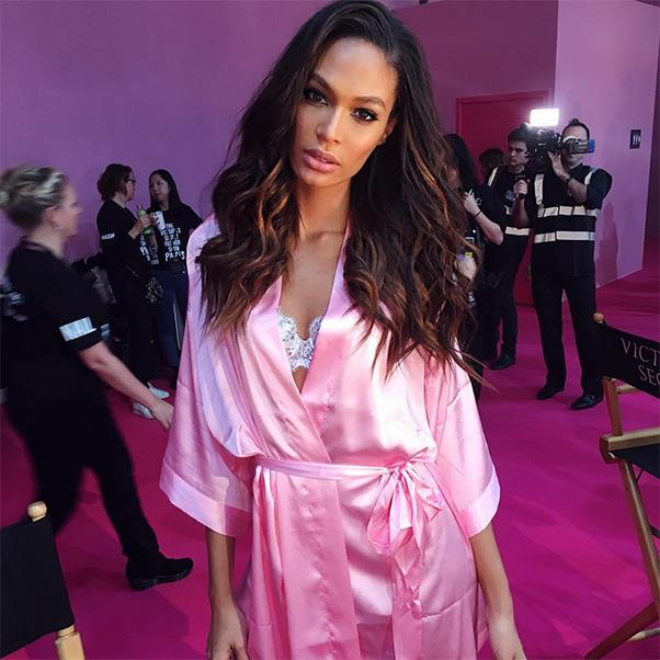 "Joan Smalls<br><br> Instagram: <a href=""https://www.instagram.com/p/BNcHlijBj2J/?taken-by=joansmalls"">@joansmalls</a>"