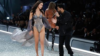 Bella Hadid Responds To Her Run-In With Ex The Weeknd On The Victoria's Secret Runway