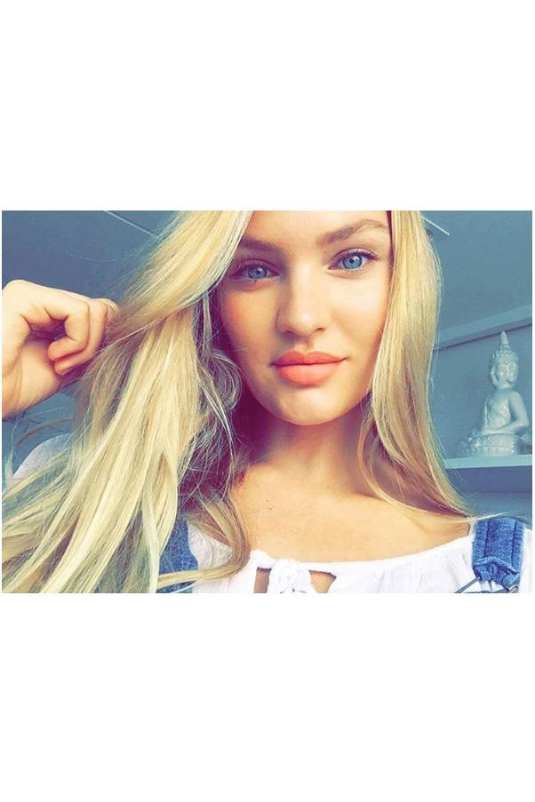"<strong>10. Candice Swanepoel</strong> <br><br> Gained 3.5 million followers. <br><br> <a href=""https://www.instagram.com/p/BNPUpbwAv5o/"">@angelcandices</a>"