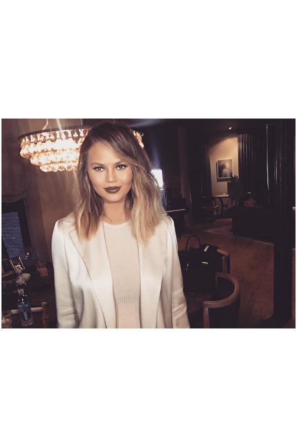 "<strong>7. Chrissy Teigen</strong> <br><br> Gained 4.8 million followers. <br><br> <a href=""https://www.instagram.com/p/BGXUDzhJjU0/"">@chrissyteigen</a>"