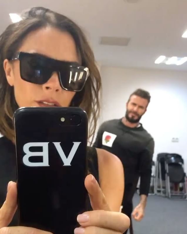 "3. She attempted the <a href=""https://www.instagram.com/p/BNg5UD2g1EE/?taken-by=victoriabeckham"">Mannequin Challenge</a>."