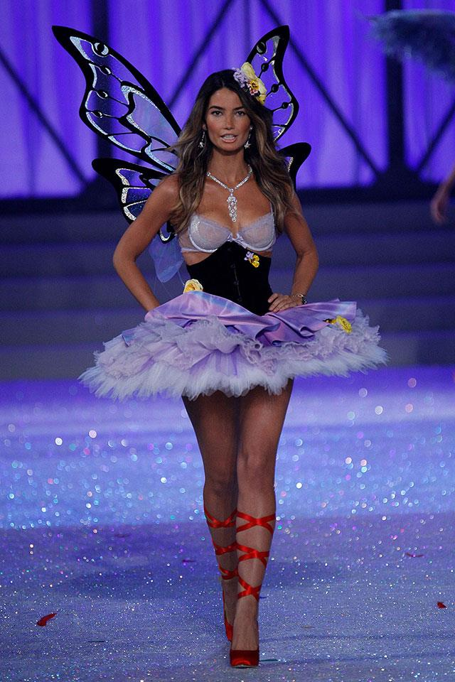 <strong>Lily Aldridge, 2011.</strong>