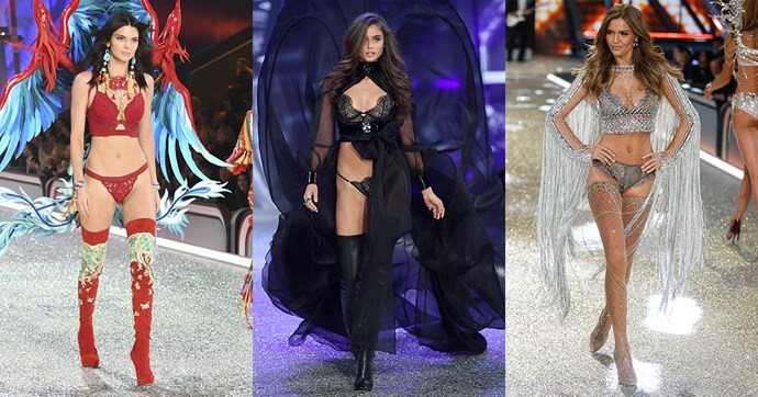 Did you know you can own the exact same lingerie that your favourite VS angels wore down the runway? We've picked out our favourite pieces to order right now.