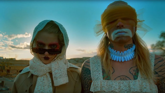 <strong>Stella McCartney</strong><br><br> Directed by Philippa Price.